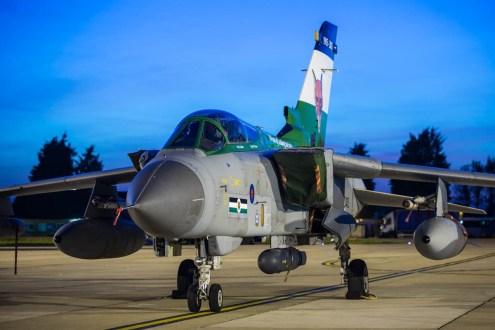 © Harry Measures • Panavia Tornado GR.4 • RAF Coningsby Nightshoot