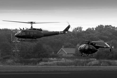 © Jamie Ewan - Bell UH-1H Huey - The Yorkshire Air Show 2015