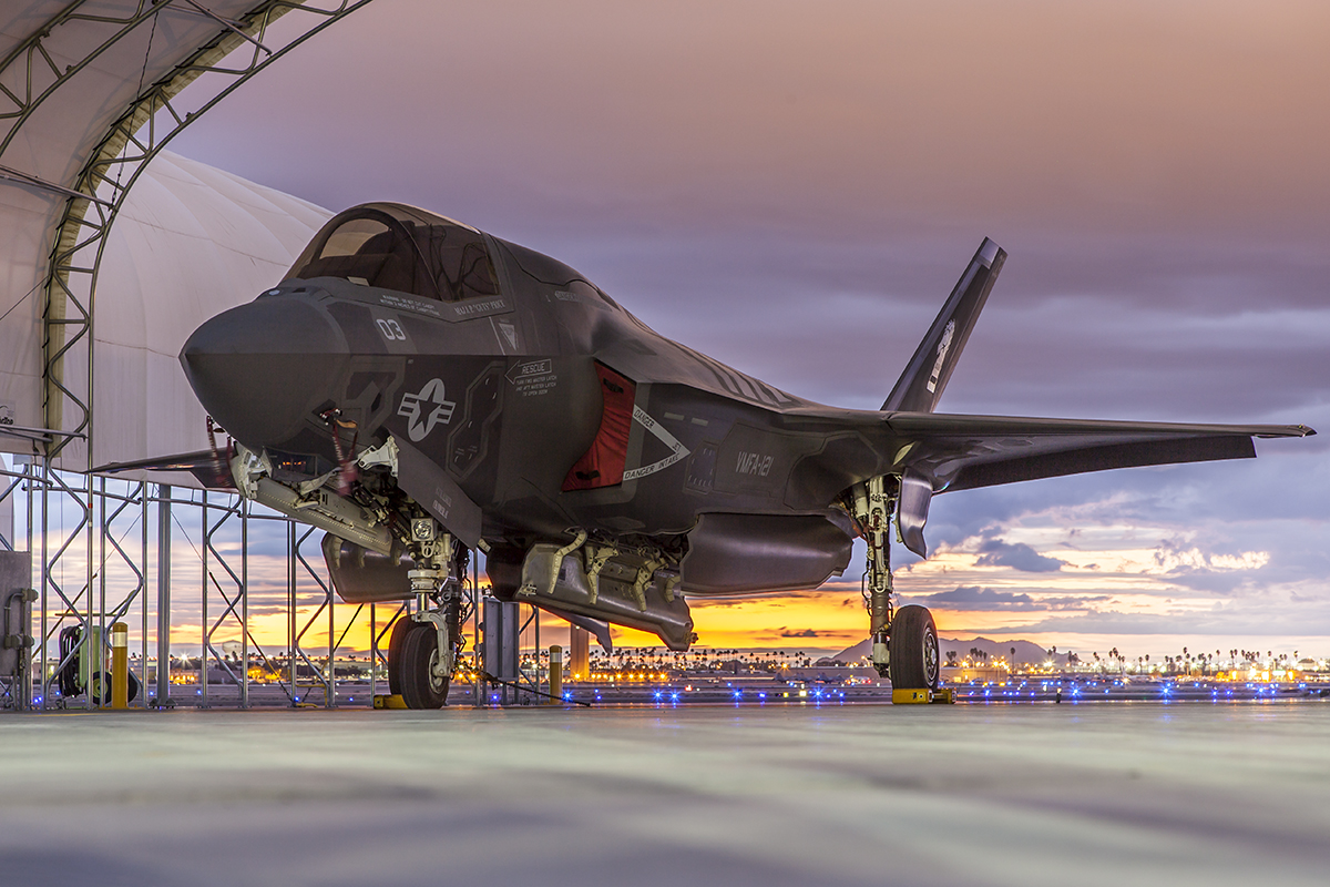 © Jason Grant • Lockheed Martin F-35B Lightning II • F-35 Joint Strike Fighter Part 2