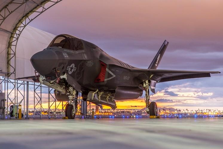 © Jason Grant • Lockheed Martin F-35B Lightning II • F-35 Joint Strike Fighter Part 2