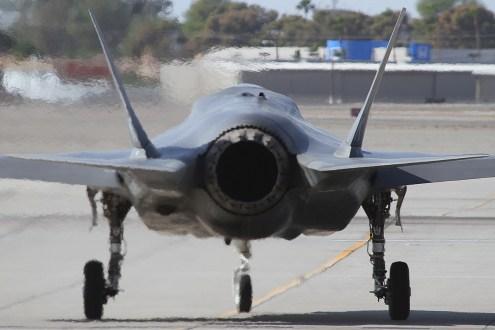 © Mark Forest • Lockheed Martin F-35B Lightning II • F-35 Joint Strike Fighter Part 2