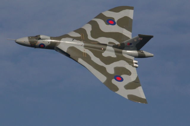 © Teresa Punter - Dunsfold Aerodrome on Sunday 11th October - Vulcan XH558 Image Wall