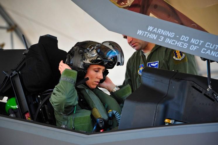 © USAF - SSgt Marleah Robertson • Lockheed Martin F-35A Lightning II • F-35 Joint Strike Fighter Part 2