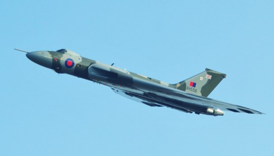 © Norman Bland - Old Warden/Shuttleworth in 2015 - Vulcan XH558 Image Wall