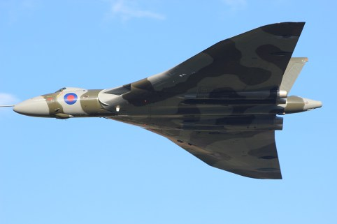 © Ross Bailey - Great Yorkshire Airshow on Saturday, September 26th 2015 - Vulcan XH558 Image Wall