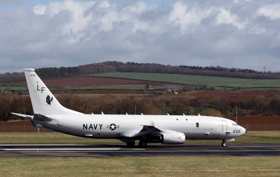 © Kevin Paterson - Joint Warrior 15-1 - USN P-8 - AeroResource 2015 Highlights