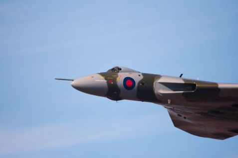 © Andrew Wallbank - Southport Air Show 2015 - Vulcan XH558 Image Wall