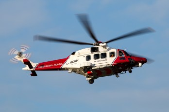 © Adam Duffield - AgustaWestland AW189 - UK Helicopter Search and Rescue