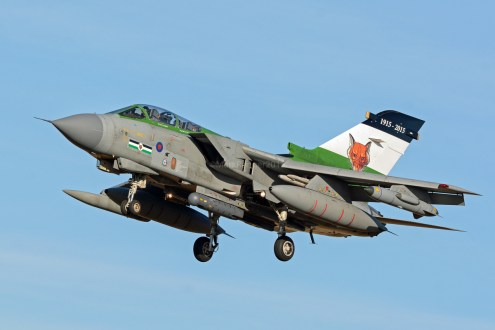 © Mark Ranger - 12 Squadron Tornado GR4 ZA405 - AeroResource 2015 Highlights