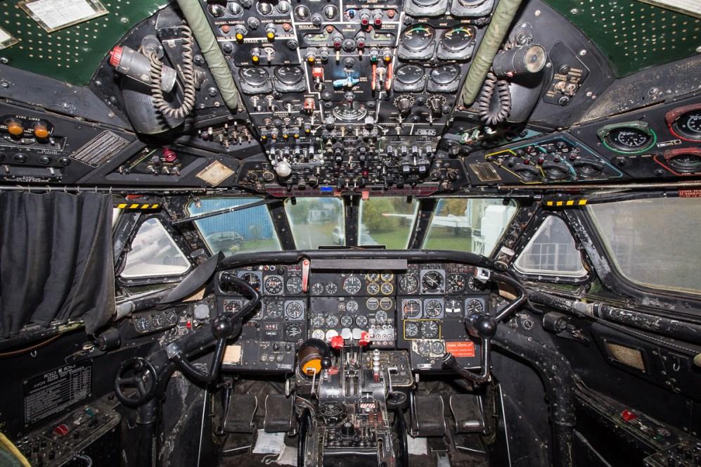 © Adam Duffield - Sud Aviation SE310 Caravelle 3 F-BHRY - L'Epopee de l'Industrie et de l'Aeronautique