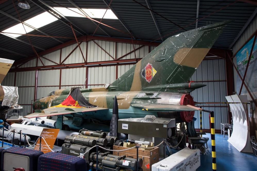 © Adam Duffield - Mikoyan Gurevich MiG-21SPS 882 - L'Epopee de l'Industrie et de l'Aeronautique