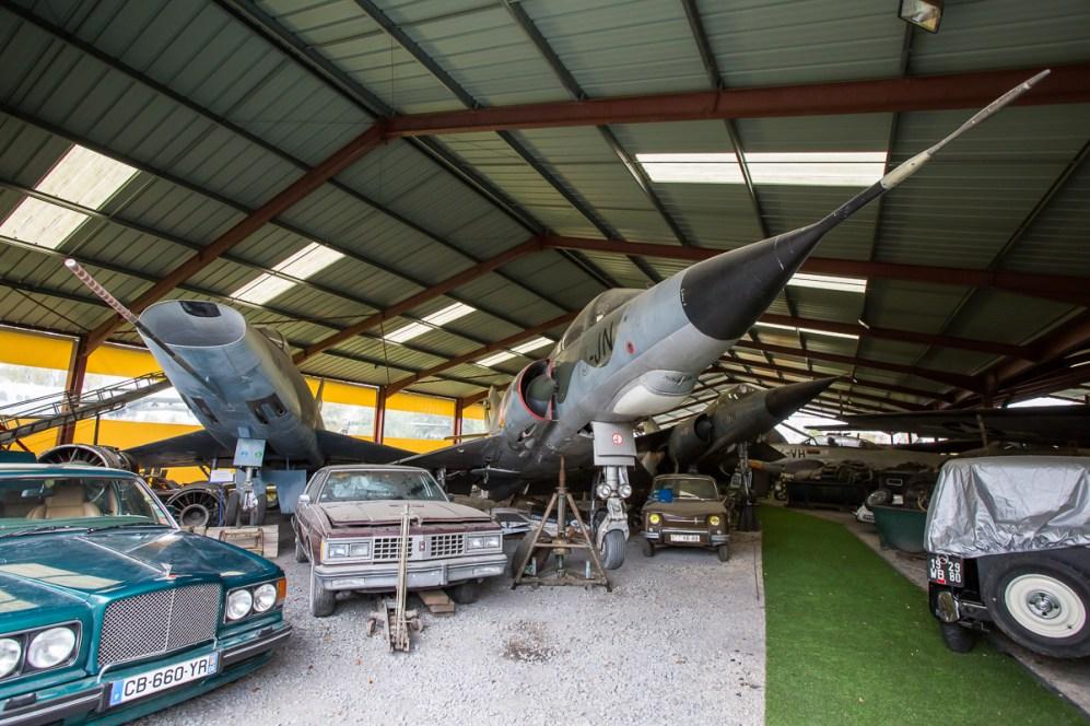 © Adam Duffield - Fighter Lineup - L'Epopee de l'Industrie et de l'Aeronautique