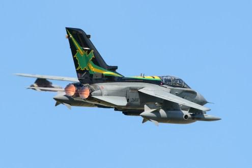 © Mark Ranger - IX (B) Squadron Tornado GR4 ZA456 - AeroResource 2015 Highlights