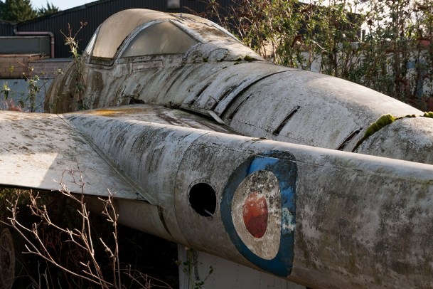 ©Duncan Monk - De Havilland Vampire T11 WZ425 - Birlingham Jet Aircraft Collection