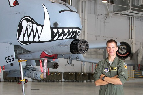 © Mark Forest - Fairchild Republic A-10C Thunderbolt II - Whiteman Air Force Base