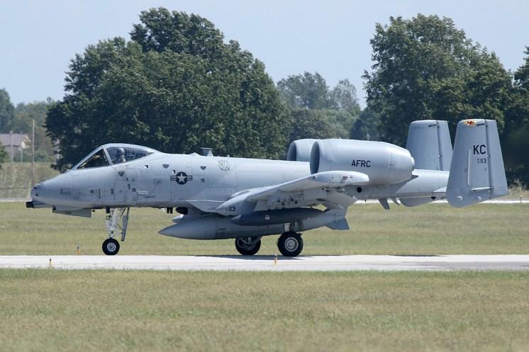 © Mark Forest - Fairchild Republic A-10C Thunderbolt II - Whiteman Air Force Base