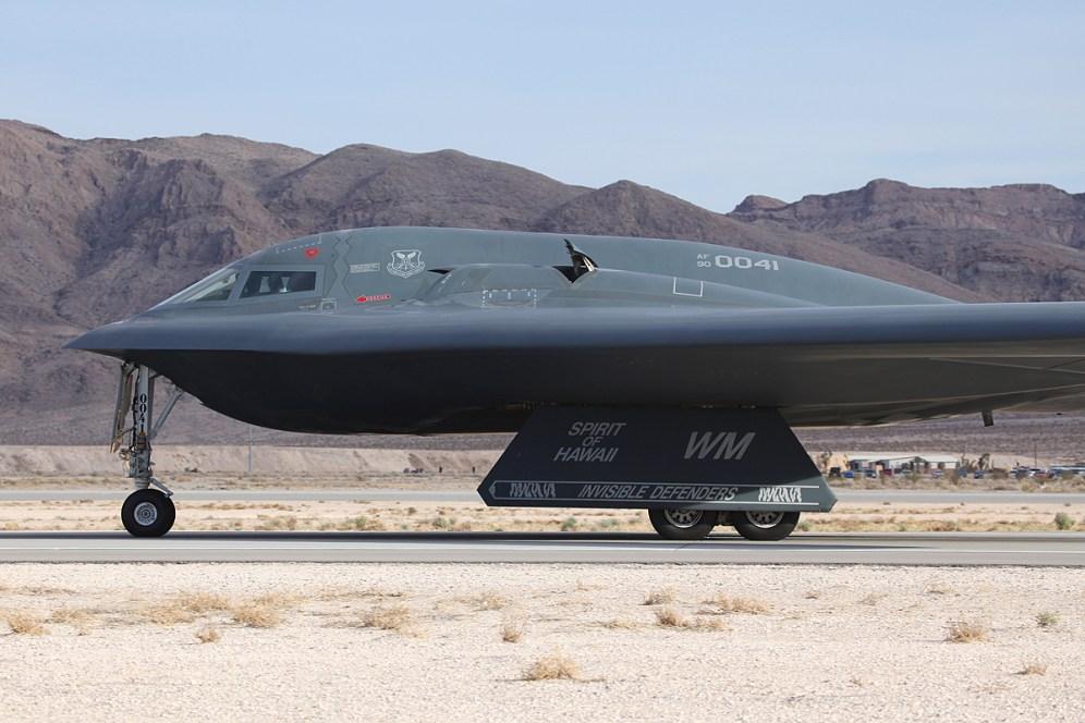 © Mark Forest - Northrop Grumman B-2 Spirit - Whiteman Air Force Base