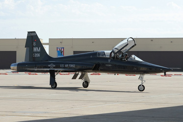© Mark Forest - Northrop T-38 Talon - Whiteman Air Force Base
