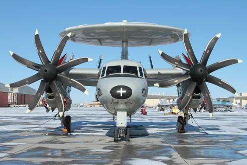 © Mark Forest - Northrop Grumman E-2 Hawkeye - NAS Fallon