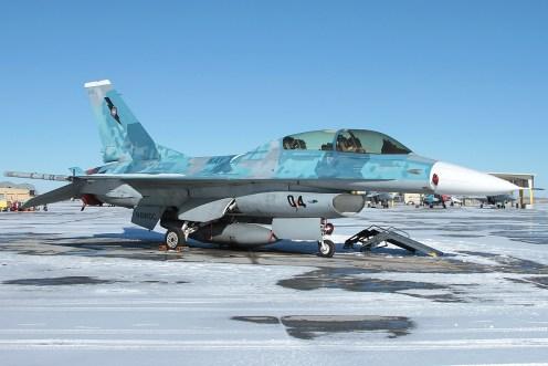 © Mark Forest - General Dynamics F-16N - NAS Fallon