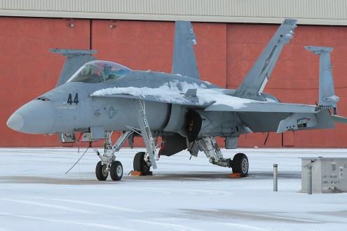 © Mark Forest - McDonnell Douglas F/A-18C - NAWDC - NAS Fallon