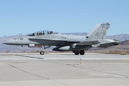 © Mark Forest - McDonnell Douglas F/A-18D - VMFA(AW)-225 - NAS Fallon