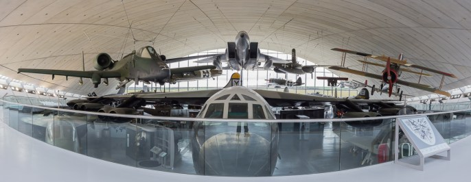 © Adam Duffield - American Air Museum - American Air Museum Reopening