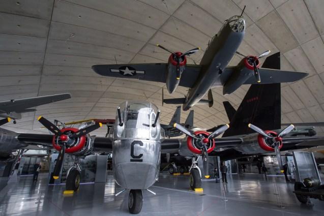 © Adam Duffield - Consolidated B-24M Liberator - American Air Museum Reopening