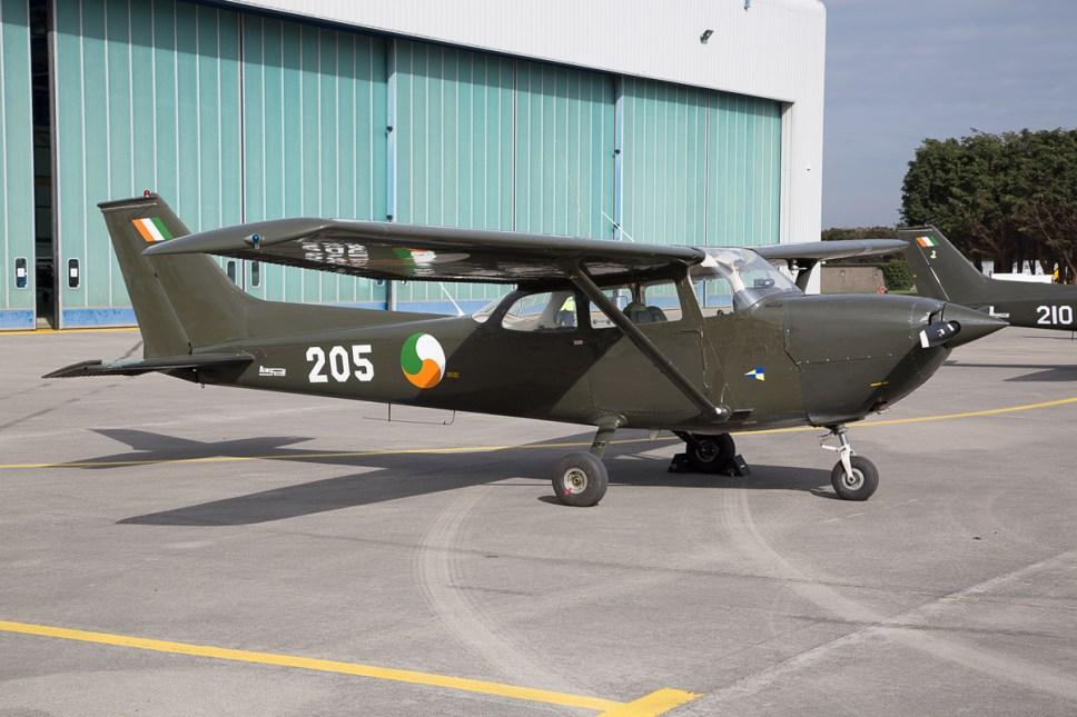 © Paul Harvey - Cessna FR172H 205 - Irish Air Corps Easter Rising Centenary