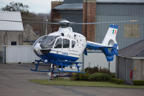 © Paul Harvey - Eurocopter EC135 272 - Irish Air Corps Easter Rising Centenary