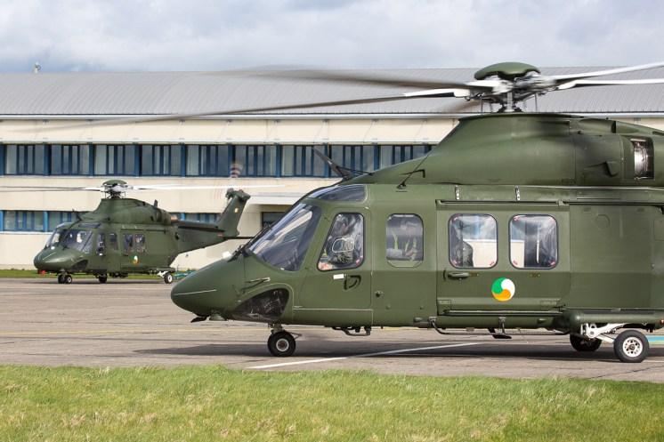 © Paul Harvey - AgustaWestland AW139 - Irish Air Corps Easter Rising Centenary