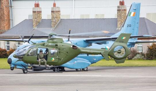 © Paul Harvey - Eurocopter EC135 270 - Irish Air Corps Easter Rising Centenary