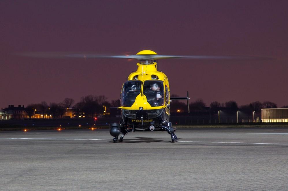 © Ben Montgomery - Eurocopter EC135P2+ G-TVHB - Northolt Nightshoot XX