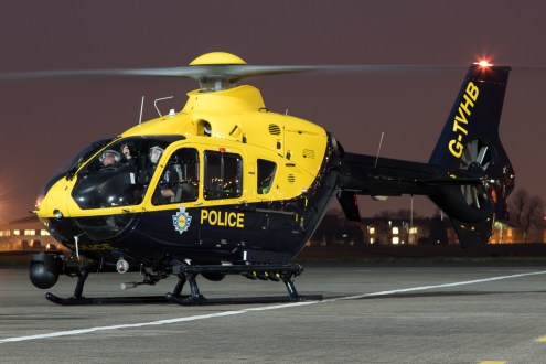 © Adam Duffield - Eurocopter EC135P2+ G-TVHB - Northolt Nightshoot XX