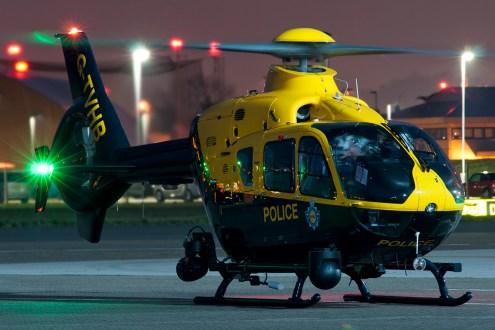 © Duncan Monk - Eurocopter EC135P2+ G-TVHB - Northolt Nightshoot XX