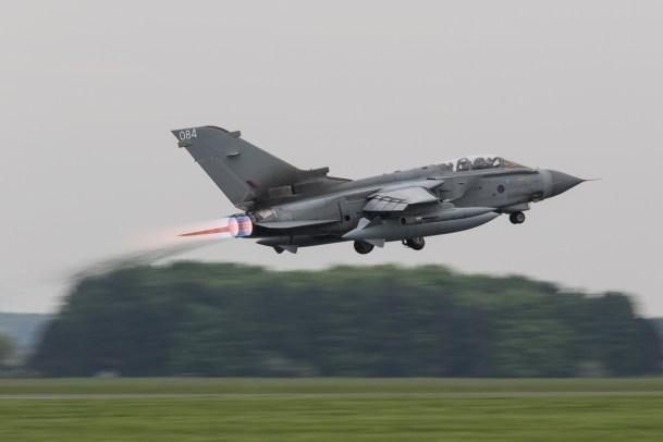 © Adam Duffield - Panavia Tornado GR4 ZD716 - RAF Marham Enthusiasts Event