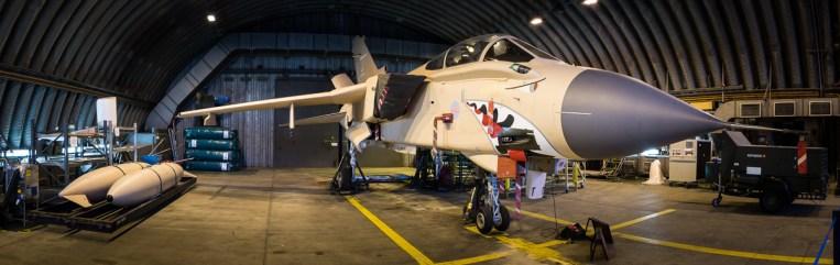 © Adam Duffield - Panavia Tornado GR4 ZG750 Op Granby Special - RAF Marham Enthusiasts Event
