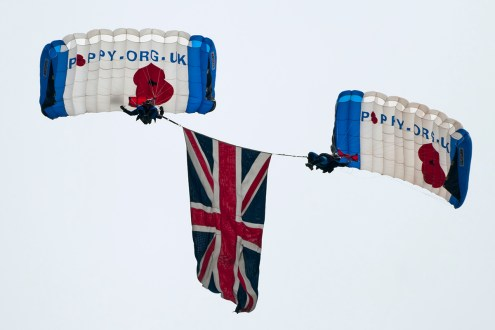 © Duncan Monk - Jump 4 Heroes - Abingdon Air and Country Show 2016