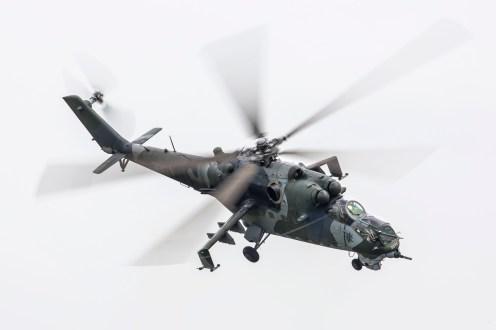 © Ben Montgomery - Czech Mi-24/35 Hind 3371 - Luchtmachtdagen 2016
