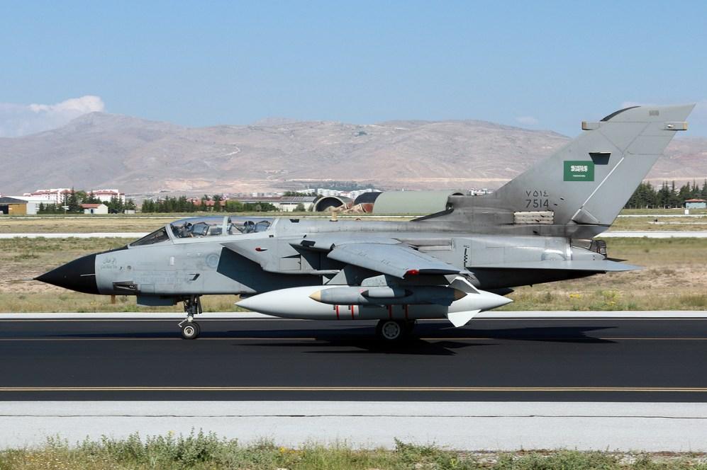 © Mark Kwiatkowski - RSAF Tornado IDS 7514 - Anatolian Eagle 2016