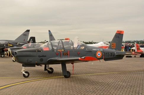 © Niall Paterson - French Air Force TB-30 Epsilon 104/315-XU - RAF Cosford Air Show 2016