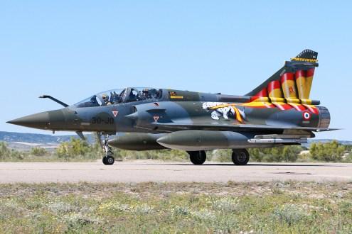 © Mark Kwiatkowski - Dassault Mirage 2000 627 - NATO Tiger Meet 2016