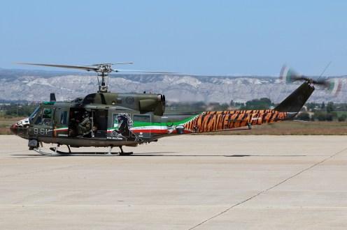 © Mark Kwiatkowski - Italian Air Force Agusta AB-212ICO MM81161 - NATO Tiger Meet 2016