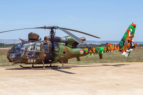 © Mark Kwiatkowski - Aerospatiale SA-342M Gazelle 4146/GBY - NATO Tiger Meet 2016