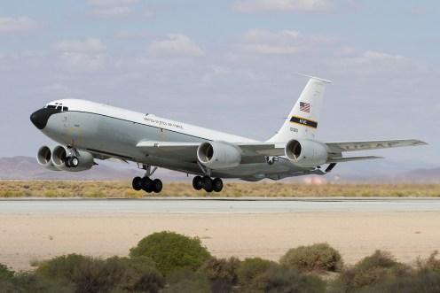 © Jason Grant - NKC-135R 61-0320 - KC-135 60th Anniversary