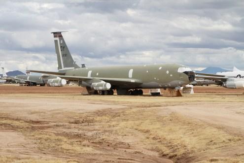 © Jason Grant - KC-135A 62-3532 at AMARG - KC-135 60th Anniversary