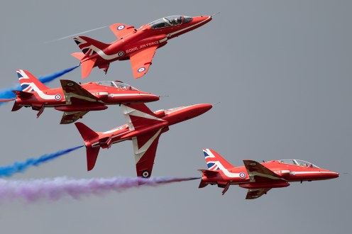 © Michael Lovering - RAFAT Red Arrows - Royal International Air Tattoo 2016