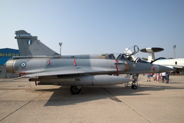 © Michael Lovering - Dassault Mirage 2000-5BG (505), Hellenic Air Force - Bucharest International Air Show 2016
