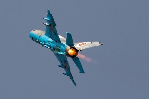 © Michael Lovering - MiG-21 LanceR C (6824), Romanian Air Force - Bucharest International Air Show 2016