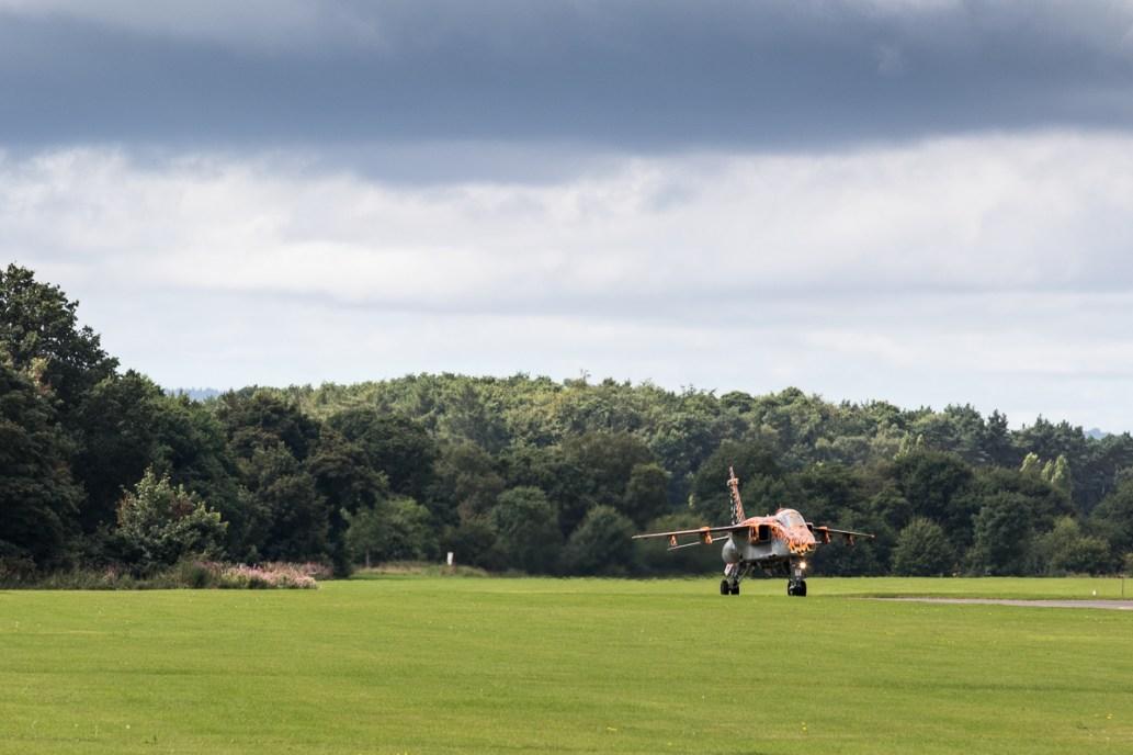 © Adam Duffield - SEPECAT Jaguar GR3 XX119 - RAF Cosford Jaguars final prowl